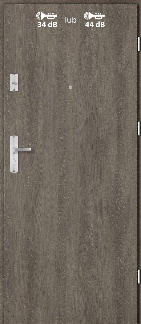 Drzwi klatkowe RC2