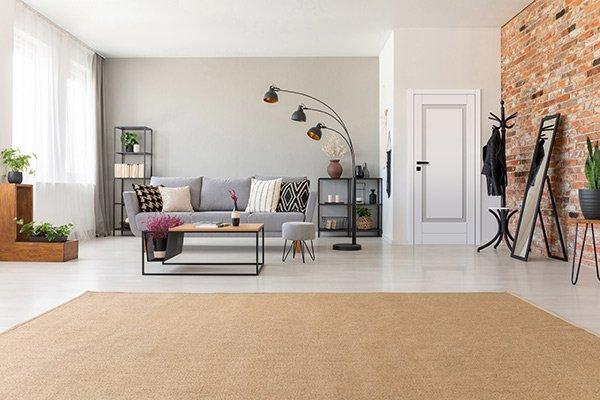 Pokój w stylizacji skandynawskiej z modelem Grand A.1