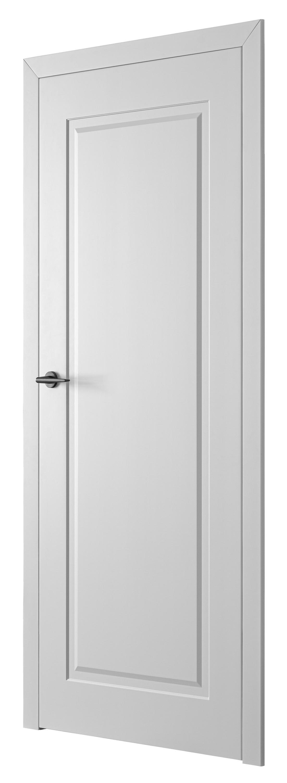 Białe drzwi Baron B1 – przedstawienie detali