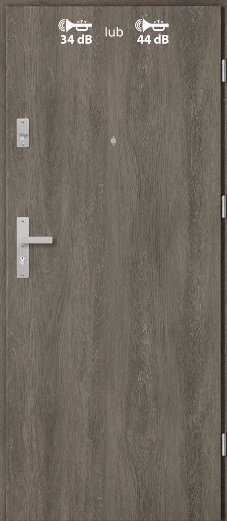 drzwi klatkowe